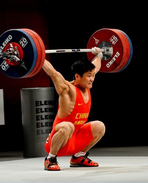 weightlifting porn